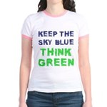 Think Green! Jr. Ringer T-Shirt