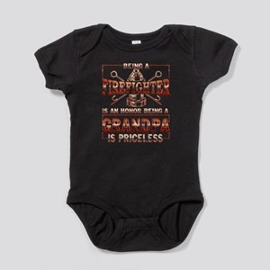 Being A Firefighter Is An Honor T Shirt, Body Suit