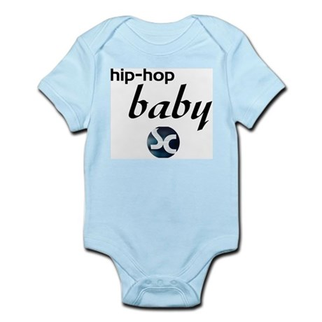 """Hip-Hop Baby"" Infant Creeper"