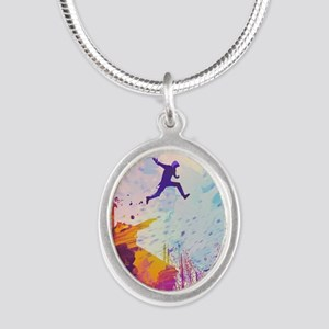 Parkour Urban Obstacle Course Necklaces