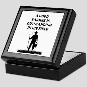 Good Farmer 1 Keepsake Box