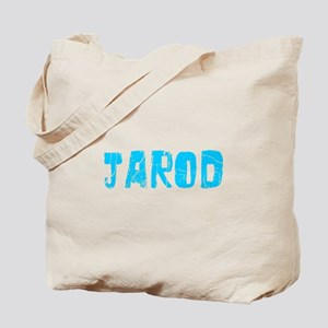 Jarod Faded (Blue) Tote Bag