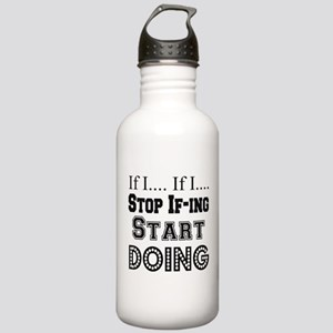 If Stainless Water Bottle 1.0L