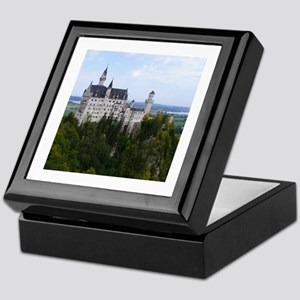 KING LUDWIG'S CASTLE KEEPSAKE BOX