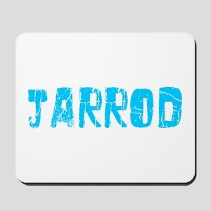 Jarrod Faded (Blue) Mousepad