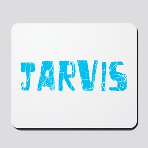 Jarvis Faded (Blue) Mousepad