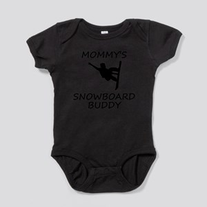 Mommys Snowboard Buddy Body Suit