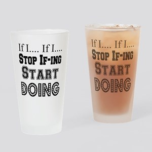 If Drinking Glass