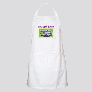 Fake and Baker Tanner Tanning BBQ Apron