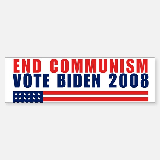 End Communism Bumper Bumper Bumper Sticker