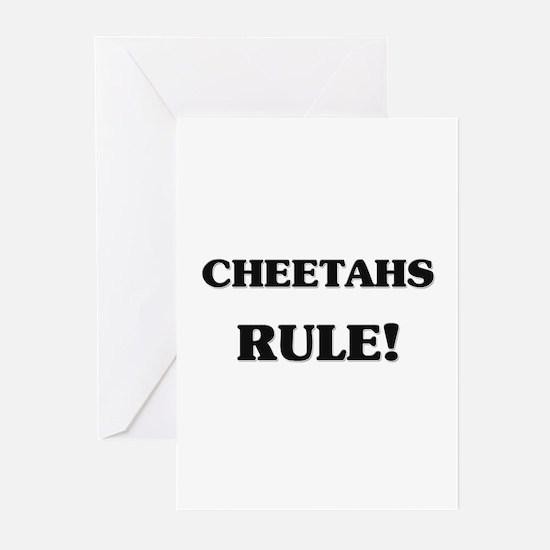 Cheetahs Rule Greeting Cards (Pk of 10)