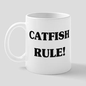 Catfish Rule Mug