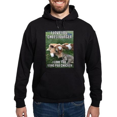 Food humor Sweatshirt