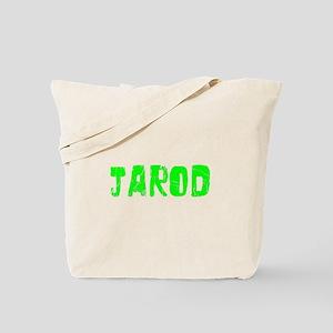 Jarod Faded (Green) Tote Bag