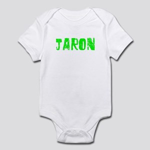 Jaron Faded (Green) Infant Bodysuit