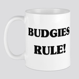 Budgies Rule Mug