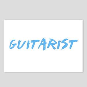 Guitarist Profession Desi Postcards (Package of 8)