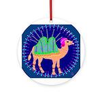 Camel Keepsake (Round)