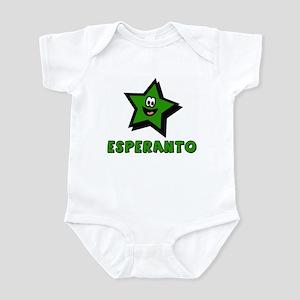 Happy Esperanto Infant Bodysuit