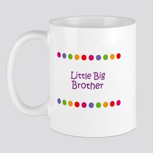 Little Big Brother Mug