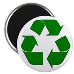"""I Recycle 2.25"""" Magnet (100 pack)"""