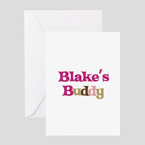 Blake's Buddy Greeting Card