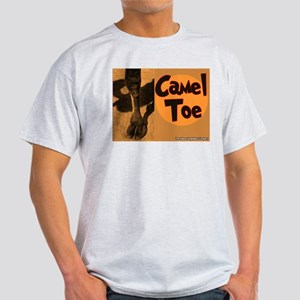 Camel Toe Ash Grey T-Shirt