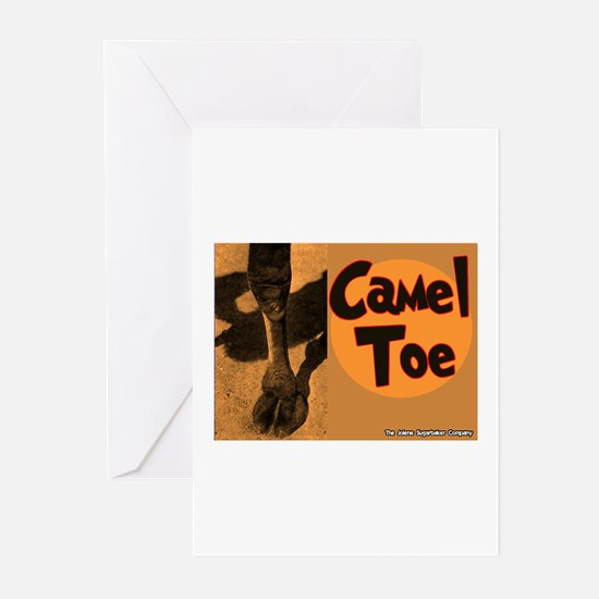 Camel Toe Greeting Cards (Pk of 10)