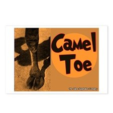 Camel Toe Postcards (Package of 8)