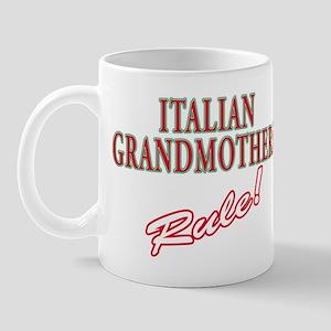 Italian grandmother Mug