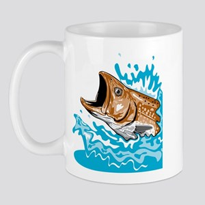 Wide Mouth Bass Mug