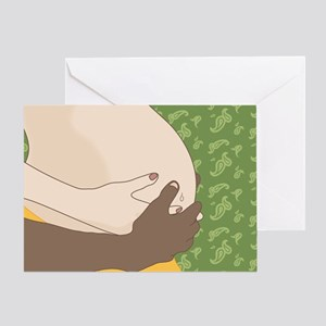 Couple's Baby Shower Invitation