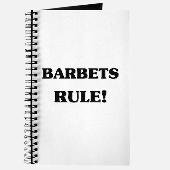 Barbets Rule Journal