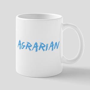 Agrarian Profession Design Mugs