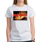 Pumps and Pearls Women's T-Shirt