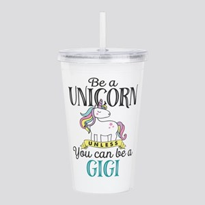 Unicorn GIGI Acrylic Double-wall Tumbler