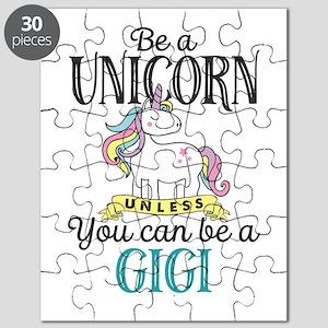 Unicorn GIGI Puzzle