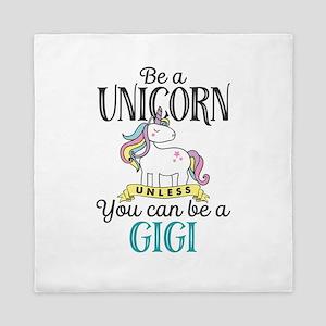 Unicorn GIGI Queen Duvet