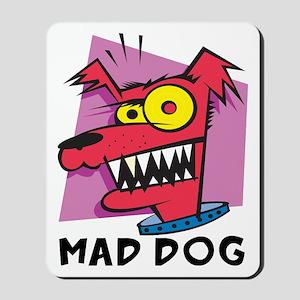 Mad Dog Mousepad
