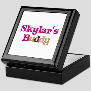 Skylar's Buddy Keepsake Box