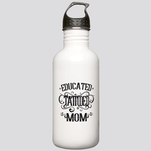 Tattooed Mom Stainless Water Bottle 1.0L