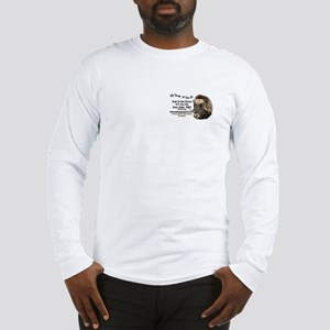 Musk Ox Man Photos Long Sleeve T-Shirt