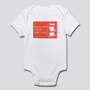Reclaim Your Arcade - Infant Bodysuit
