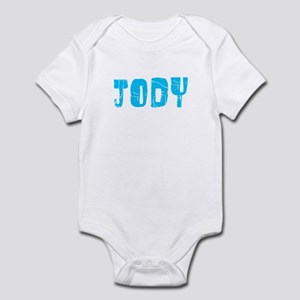 Jody Faded (Blue) Infant Bodysuit