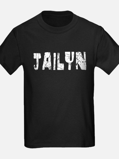 Jailyn Faded (Silver) T