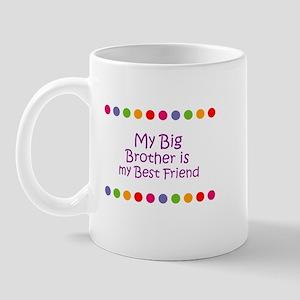 My Big Brother is my Best Fri Mug