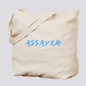 Assayer Profession Design Tote Bag