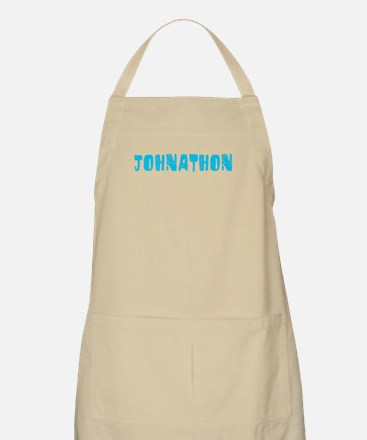 Johnathon Faded (Blue) BBQ Apron
