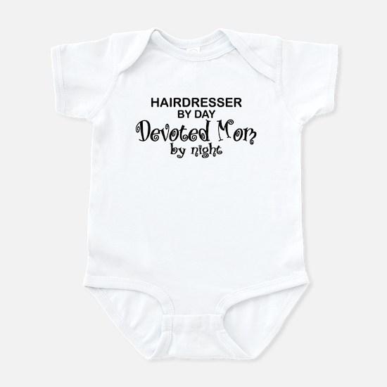 Hairdresser Devoted Mom Infant Bodysuit