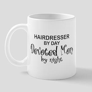 Hairdresser Devoted Mom Mug